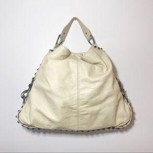 Rebecca Minkoff Bags - Rebecca Minkoff Nikki Stuff Hobo Pale Yellow Bag